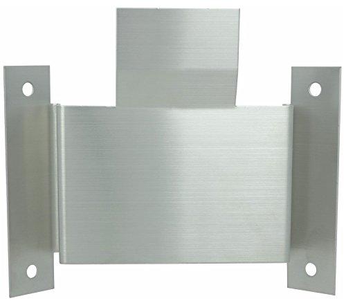 Staffa di montaggio ad angolo Set di montaggio per pannelli doccia e colonne doccia