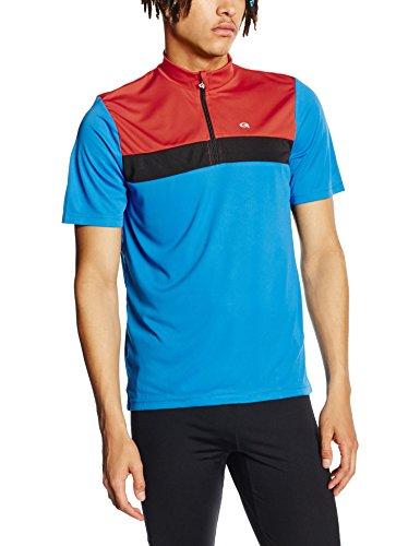 Gonso Herren Bike-Shirt Damaso, Brilliant Blue, S