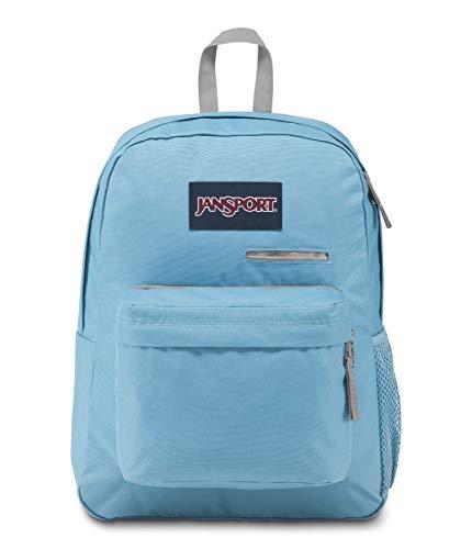 JanSport Digibreak Laptop Backpack Blue Topaz