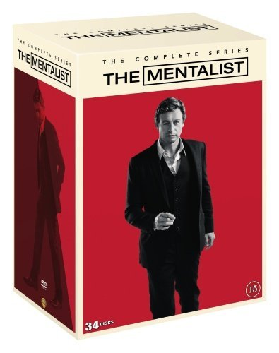 The Mentalist (Complete Series) - 34-DVD Box Set ( The Mentalist (Series 1-7) ) [ Origine Svedese, Nessuna Lingua Italiana ]