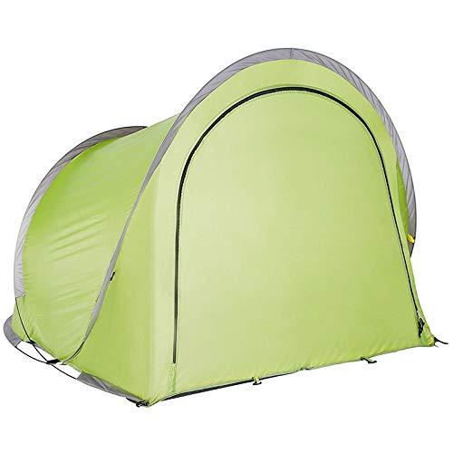 Unbekannt CYPYINGG Bootszelt Outdoor Camping Zelt 3–4 Personen Outdoor Zelt Strand Zelt Freie Überwurf Offen Zelt, grün, 3-4 Persons