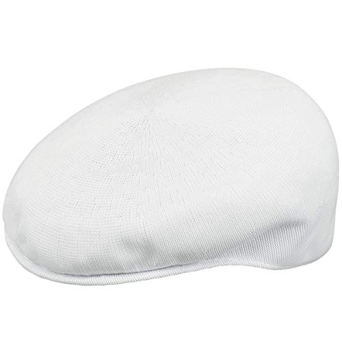 Kangol Headwear Tropic 504 Casquette Souple, Blanc, (Taille Fabricant: Small) Homme