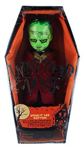 Ernest Lee Rotten (Ghoul)...