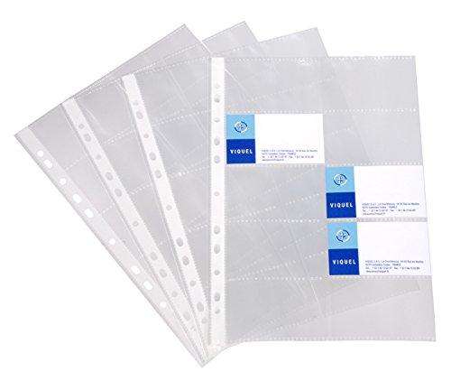 Viquel 152273 - Pack de 10 fundas y 11 tarjetas