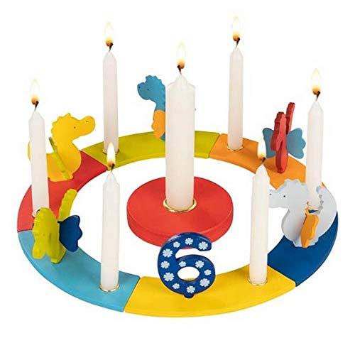 Goki Geburtstagskranz Drachen