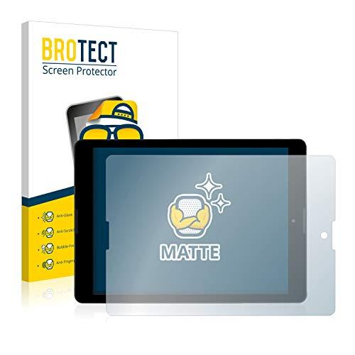 BROTECT 2X Entspiegelungs-Schutzfolie kompatibel mit Medion Lifetab P9702 (MD 60201) Bildschirmschutz-Folie Matt, Anti-Reflex, Anti-Fingerprint