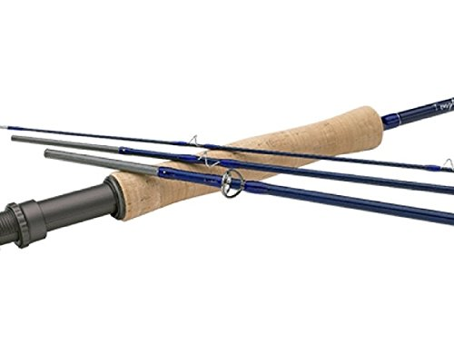 Temple Fork Outfitters TiCr X Series Fly Rods Model: TF 05 90 4 X (9' 0', 4 pc., 5 wt.)