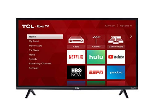 TCL 32S327 32-Inch 1080p Roku Smart LED TV (2018...