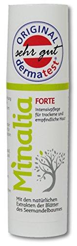 Minalia Creme forte 30 ml, neuer Wirkstoff zur unterstützenden Pflege bei Neurodermitis, Schuppenflechte und trockener Haut