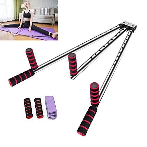YUDISEN 3 Bar Leg Stretcher, Ballet Leg Extension Equipment Flexibility...