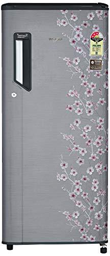 Whirlpool 200 L 3 Star Direct Cool Single Door Refrigerator (215 IMPWCOOL PRM 3S, Silver Bliss-E)