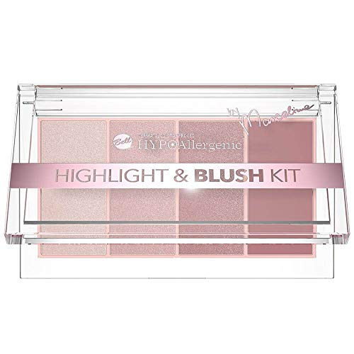 BYS Maquillage - Bell HYPO Highlight&Blush Kit 01
