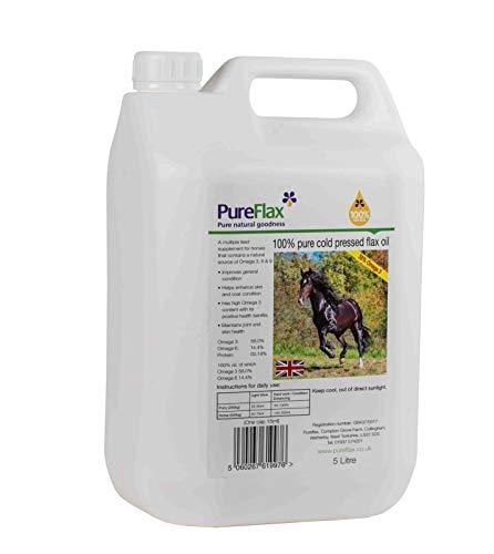 Trilanco pureflax per cavalli - 5L