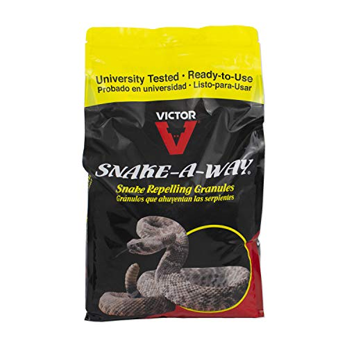 Price comparison product image Victor VP364B-10 Way Snake Repelling Granules-10 lb,  Brown / A
