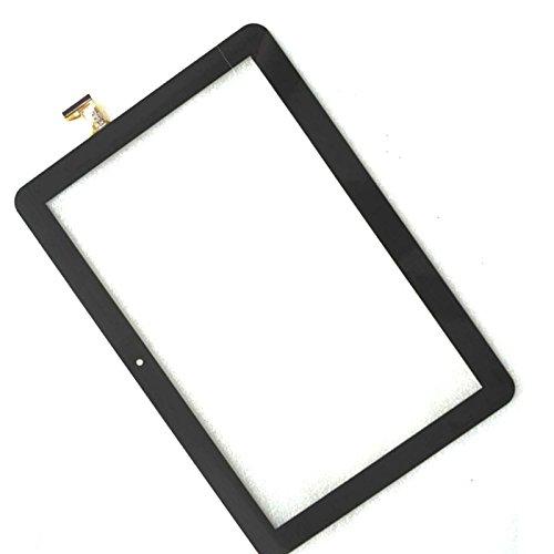 Negro Color EUTOPING  De Nuevo 10.1 Pulgadas Pantalla tactil Digital La sustitución de para Intel Inside NS-P10A7100