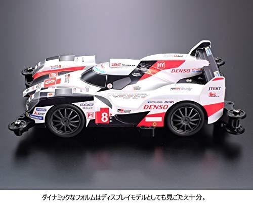 トヨタガズーレーシングTS050HYBRID2019(MAシャーシ)(ポリカボディ)