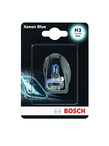 Bosch Xenon Blue - Bombilla H3 (12 V, 55 W)