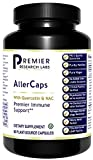 Premier Research AllerCaps, Healthy Inflammatory and Immune Support, Dietary Supplement 90 Plant-Source Capsules