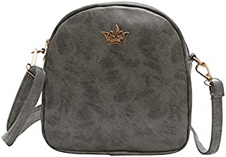 TOOGOO New Women Bag Imperial Women Messenger Bag Small Shell Shape Crossbody Bag Pu Leather Fashion Designer Handbag Red