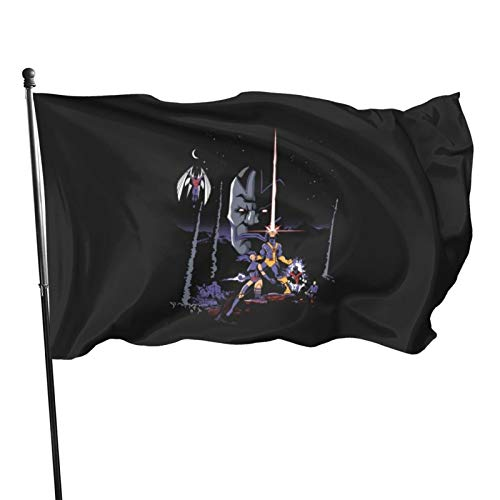 N/F Mutant Wars Apocalipsis Bandera Banderas