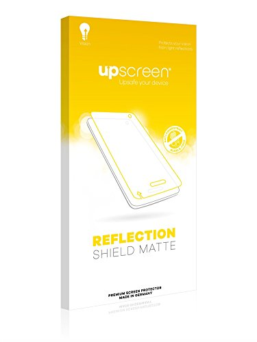upscreen Reflection Shield Matte Bildschirmschutz Schutzfolie für Garmin Approach S60 (matt - entspiegelt, hoher Kratzschutz)
