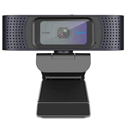 Webcam with Shutter Desktop or Laptop Webcam...