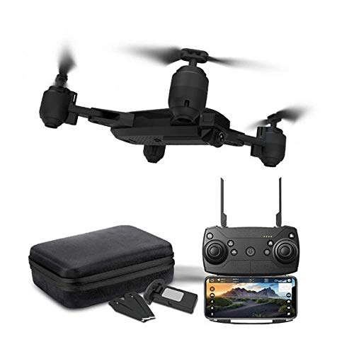 WiFi RC Quadcopter met HD Camera Foldable LuchtFotografie FPV Drone GPS Precise Positioning Altitude Hold Smart volgen 3-Speed ​​Adjustment for Boys Gift lili