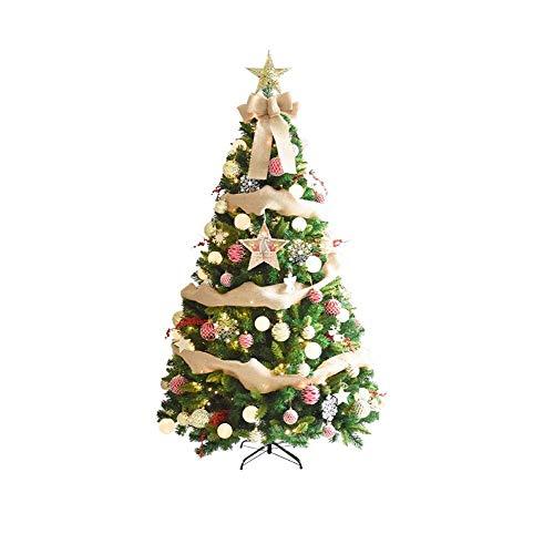 LWTOP Árbol de Navidad Artificial 5ft, Ornamento de Lujo de Navidad del...