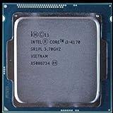 Intel Core i3-4170 i3 4170 I3 4170 3.7GHz/ Quad-Core SR1PL I3 4170 CPU Processor can Work