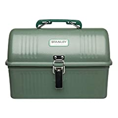 CLASSIC LUNCH CONTAINER: Inspired by the 1950s-style lunch boxes, Stanley built this so working men and women have something tougher than a cartoon lunchbox and more functional than a paper bag Carry hot and cold meals to the work site with this TOUG...