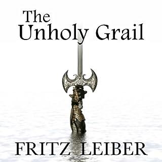 The Unholy Grail audiobook cover art