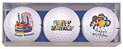 'Cumpleaños ? Set regalo golf 'Happy