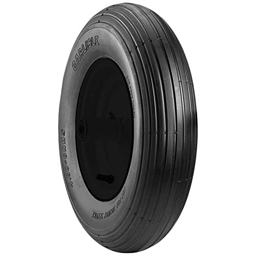 Carlisle Wheel Barrow Wheelbarrow Tire - 4.00-6