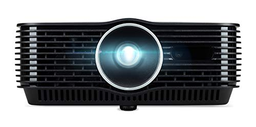 Acer B250i DLP LED Beamer (Full HD (1.920 x 1.080 Pixel) 1.200 Lumen, 5.000:1 Kontrast, Keystone, 5 Watt Lautsprecher, HDMI (HDCP)) Portable / Mobil