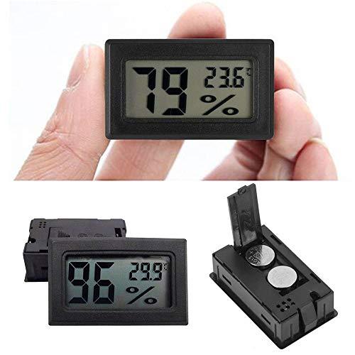 Bihood Thermometer Feuchtemessgerät Funkthermometer Instant Read Temperatur und Feuchtemessgerät Thermometer Wireless Digital Thermometer Feuchtemessgerät Outdoor Thermometer Wireless Indoor