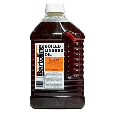 Bartoline : Boiled Linseed Oil 2ltr