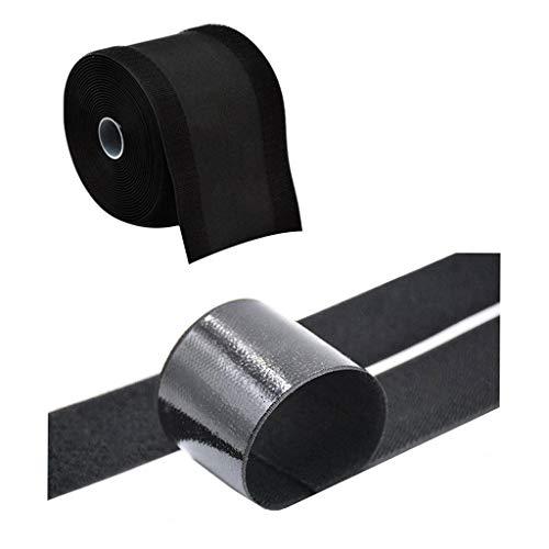 Fenteer Funda protectora de Cable de poliéster, cinta adhesiva protectora para televisión,...
