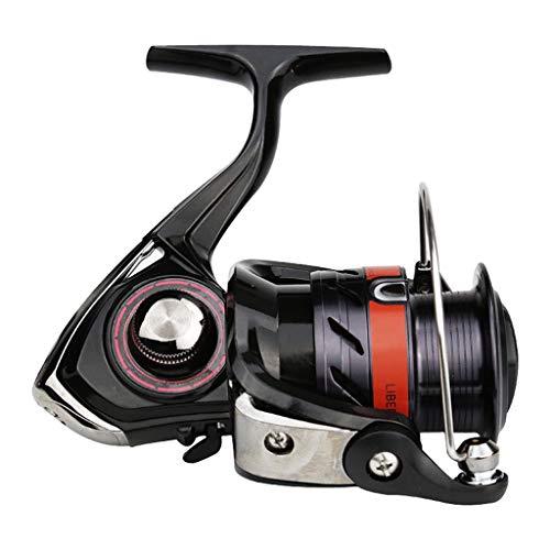 YRODYU Fishing Spinning Reel, Glad Front Drag Metaal Lichtgewicht Visstaven Combo's Voor Carp Rock Lure Vissen Links En Rechts Hand Verwisselbaar