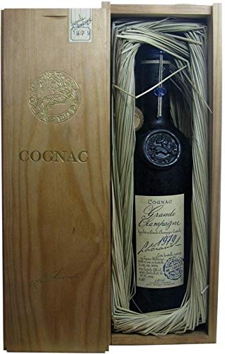Rarität: Lheraud Cognac Jahrgang 1979 Grande Champagne 0,7l