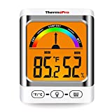 Best Home Thermometers - ThermoPro TP52 Digital Hygrometer Indoor Thermometer Temperature Review