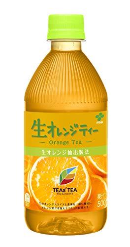 伊藤園 ティーズティー 生オレンジティー 500X24