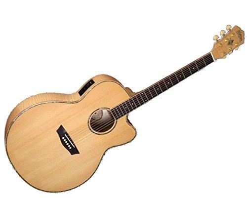 Washburn WJ45SCE - Wj45s ce guitarra electroacústica tipo jumbo