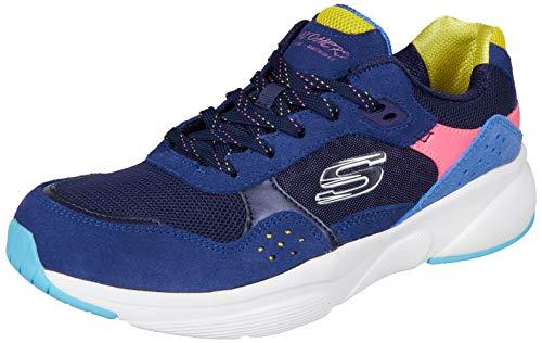 Calzado Deportivo para Mujer, Color Azul, Marca SKECHERS, Modelo Calzado Deportivo para...