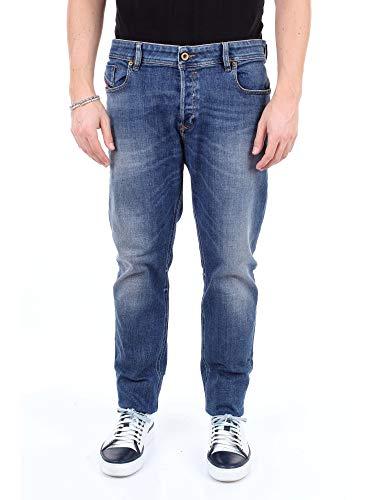 Diesel Sleenker Jeans Homme Denim Medium Blue 28 L30