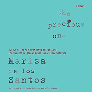 The Precious One audiobook cover art