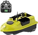 Barco de Cebo de Pesca GPS con 3 contenedores de Cebo Barco de Cebo automático con Alcance Remoto 400-500M
