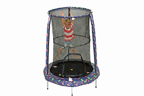 Trampolino Tappeto Elastico 140 cm Jumpking My First Trampoline Space