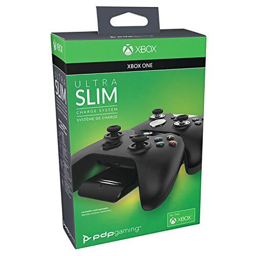 Chargeur Manettes pour Microsoft Xbox One - noir