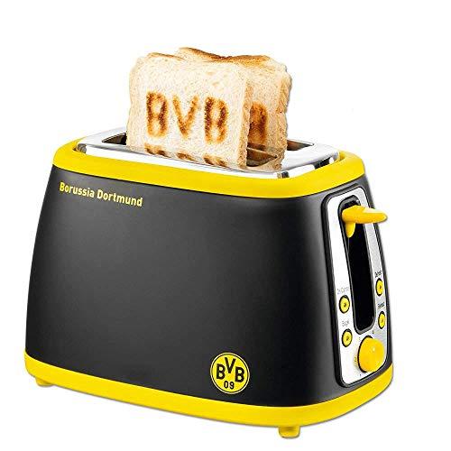 Borussia Dortmund 12700500 Toaster mit Sound