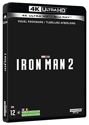 Iron man 2 4k ultra hd [Blu-ray] [FR Import]